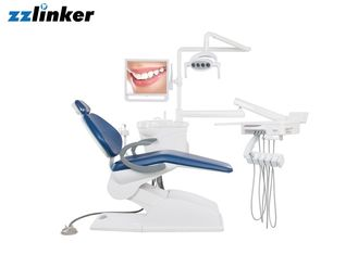 Ergonomic Dental Chair Unit , Dental Chair Suction Unit Computer Control Economic